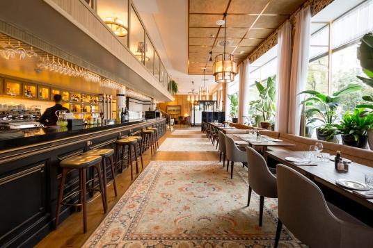 CASA SUECIA - Lobby Bar 1
