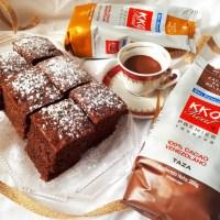 BIZCOCHO DE CHOCOLATE CON KKO REAL, EL CACAO VENEZOLANO