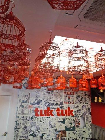 RESTAURANTE TUK TUK, COCINA ASIÁTICA EN MADRID DECO