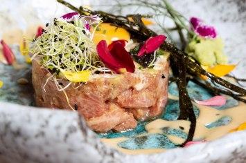 Tartar de atún toro - Kiboka (2)